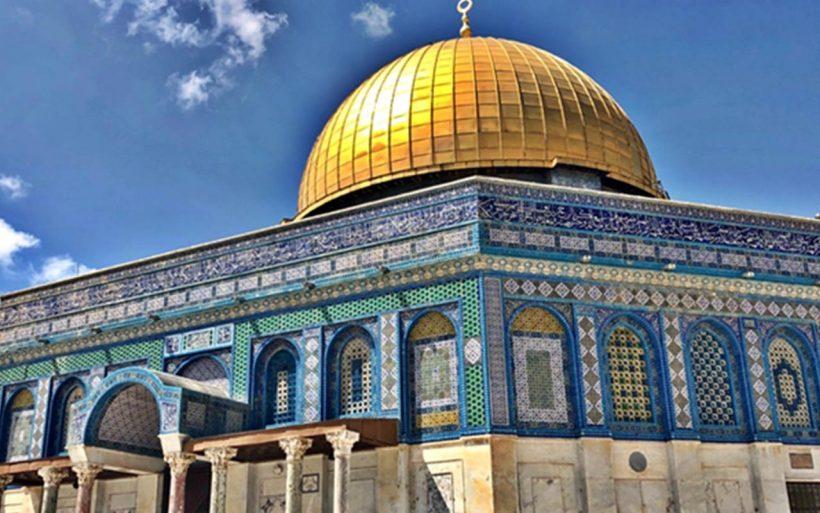 Izrael i Palestyna, ziemskie szlaki Boga.