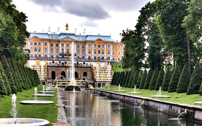 Petersburg i Ryga. Perły północy za dnia i w nocy