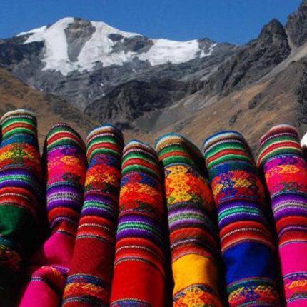 Tropem inkaskich skarbów Peru z Boliwią.