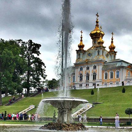 Petersburg i Ryga. Perły północy za dnia i w nocy.