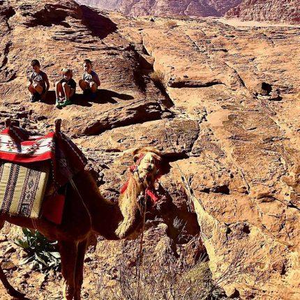 Jordania kraina nie tylko Nabatejczyków