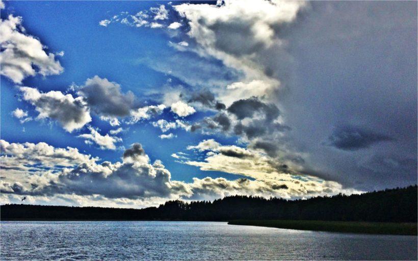 2020 jezioro
