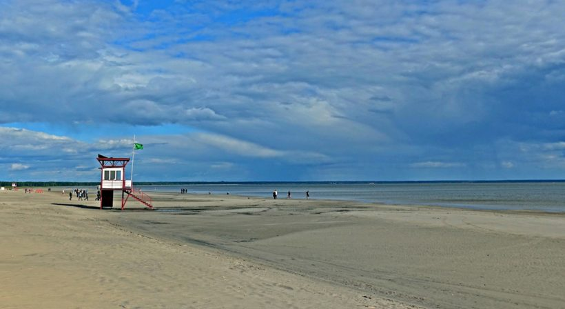 strand in pärnu