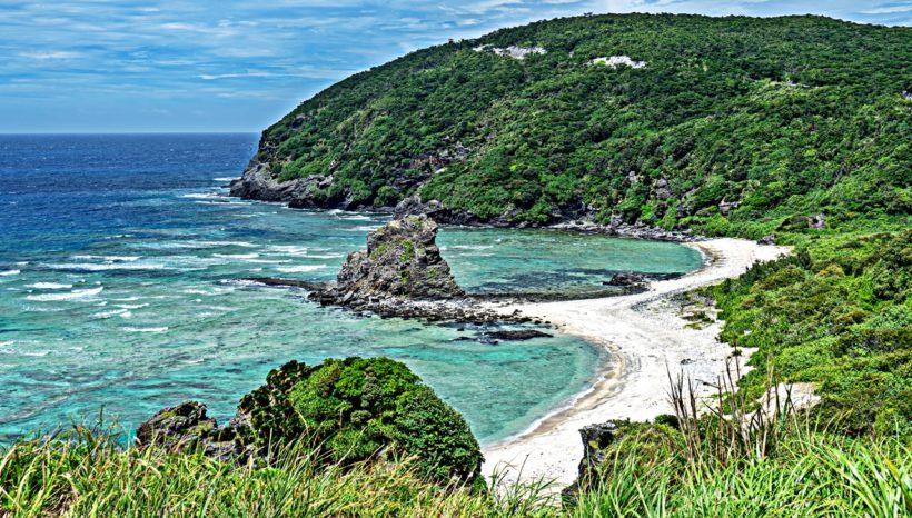 A tour around Zamami island, Okinawa, Japan