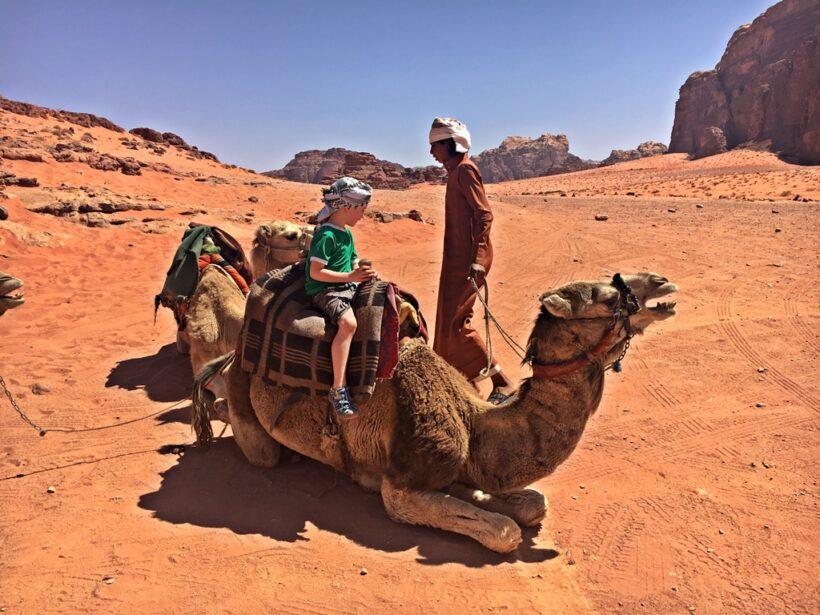Jorda_pust_Wadi Rum